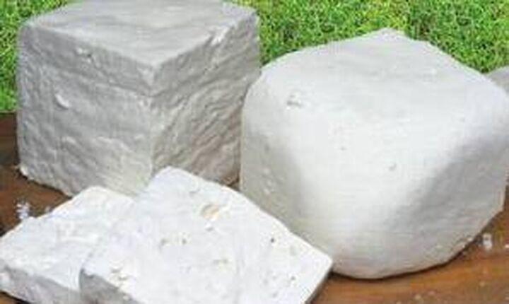 Aπόσυρση λευκού τυριού άλμης από αγελαδινό γάλα