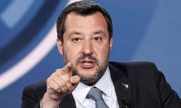 O Σαλβίνι ζητάει εκλογές στην Ιταλία