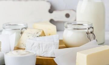 ΕΦΕΤ: Τι πρέπει να ξέρετε για τα γαλακτοκομικά προϊόντα από ελληνικό γάλα