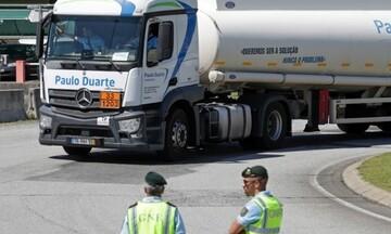Η Πορτογαλία «έμεινε από καύσιμα», στην Ισπανία οι οδηγοί