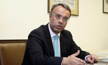 Φορολογία, ακατάσχετος λογαριασμός και POS στη συνάντηση Σταϊκούρα - ΓΣΕΒΕΕ