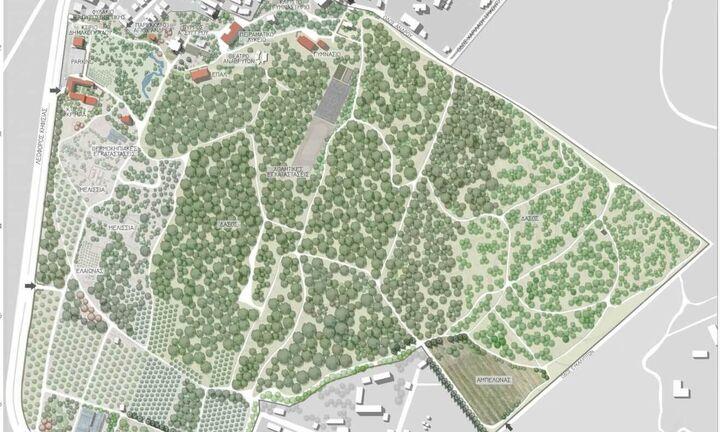 Aναβάθμιση του Κτήματος Συγγρού στα πρότυπα του «Αγροκτήματος Πόλης»
