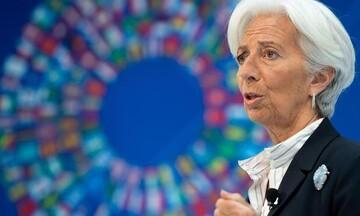 Λαγκάρντ: Το πρωτογενές πλεόνασμα 3,5% πιέζει την ελληνική οικονομία