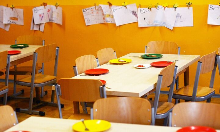 Ο ΕΦΕΤ για τα γεύματα βρεφονηπιακών – παιδικών σταθμών
