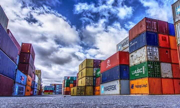 Στο 3% η αύξηση των ελληνικών εξαγωγών στο α' επτάμηνο 2019