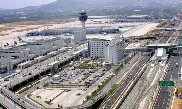 Απογειώθηκε η επιβατική κίνηση στο αεροδρόμιο της Αθήνας