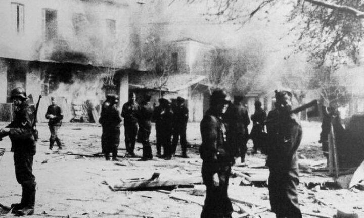 Focus: Οι Ναζί κατέστρεψαν εντελώς την οικονομία της Ελλάδας