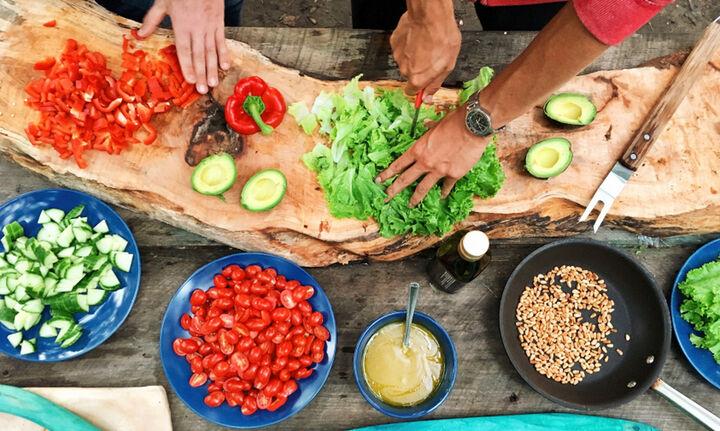 Μια χορτοφαγική δίαιτα θα έκανε καλό στο κλίμα