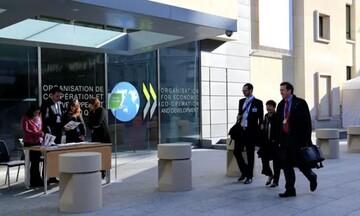 Καμπανάκι ΟΟΣΑ για περαιτέρω επιβράδυνση της παγκόσμιας οικονομίας