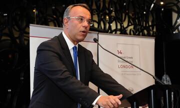 Τι είπε ο υπουργός Οικονομικών στους επενδυτές στο Λονδίνο