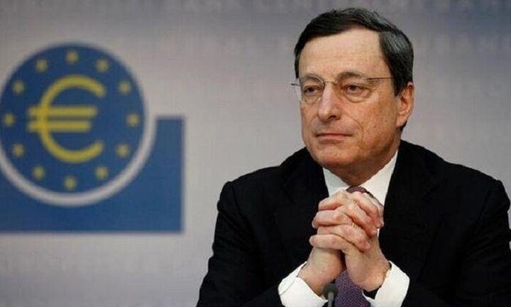 Ντράγκι: Πώς θα μπει η Ελλάδα στην ποσοτική χαλάρωση
