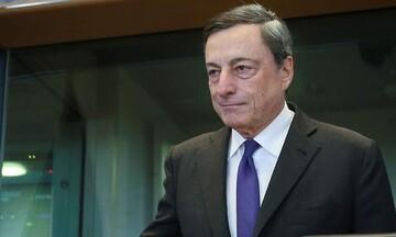 Ντράγκι: Η ΕΚΤ δεν είχε ποτέ plan Β για την Ελλάδα