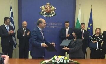 Τι περιλαμβάνει η συμφωνία για τον ελληνοβουλγαρικό αγωγό φυσικού αερίου