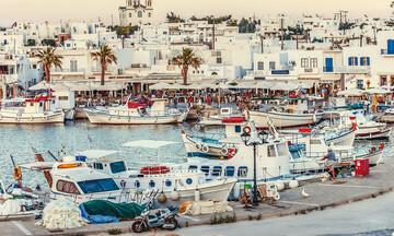 Μύκονος, Πάρος, Κρήτη στο «Top 5 νησιών της Ευρώπης»