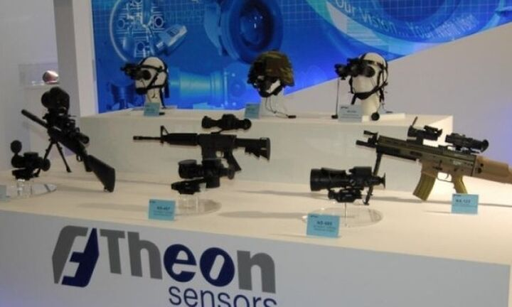 Theon Sensors: Πενταετές συμβόλαιο 249 εκατ. δολ. με το υπ. Άμυνας των ΗΠΑ