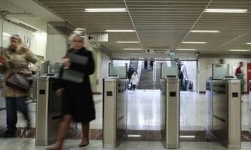 Οι πύλες του μετρό έφεραν αυξημένα έσοδα στον ΟΑΣΑ