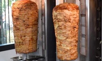 Κατεψυγμένος γύρος κοτόπουλου 250 κιλών με σαλμονέλα