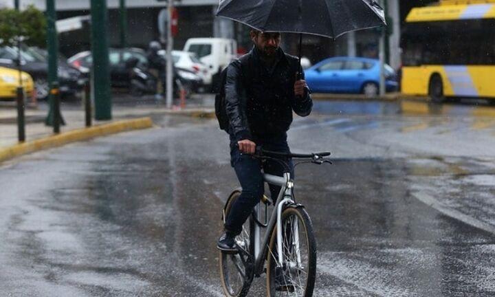 Αλλάζει ο καιρός: Έρχονται βροχές και τοπικές καταιγίδες