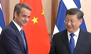 Φλερτ Ελλάδας - Κίνας