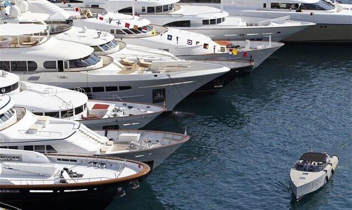 Ωθηση από τον τουρισμό στην αγορά yachting στην Ελλάδα