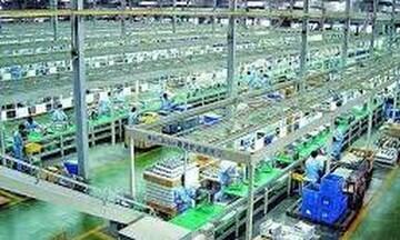 Αύξηση 1,2% σημείωσε η βιομηχανική παραγωγή τον Σεπτέμβριο