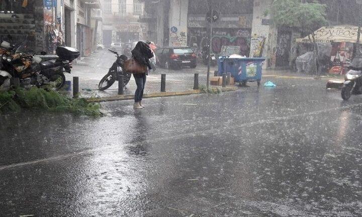 Πλησιάζει η «Βικτώρια»: Βαρομετρικό χαμηλό, μποφόρ και βροχές