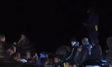 Συνεχίζονται οι αφίξεις προσφύγων - μεταναστών