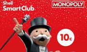 Ο Mr. Monopoly έρχεται αποκλειστικά στα πρατήρια Shell