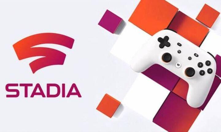 Σε λειτουργία η νέα υπηρεσία streaming βιντεοπαιχνιδιών Stadia της Google