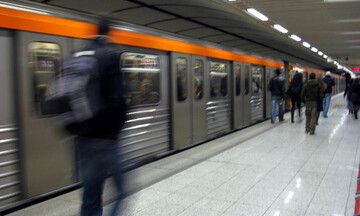 Στάση εργασίας την Πέμπτη και την Παρασκευή στο Μετρό
