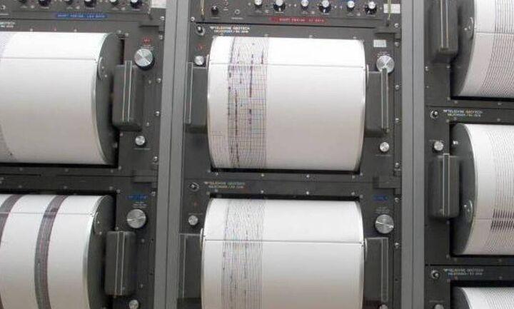 Ισχυρός σεισμός με επίκεντρο στη θαλάσσια περιοχή δυτικά της Κρήτης