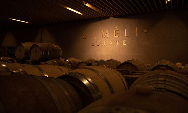 Το Κτήμα Semeli ταξιδεύει με τα κρασιά του από τη Νεμέα στην Κρήτη