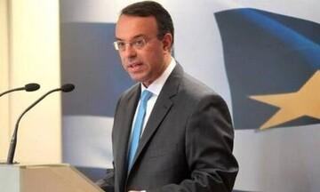 Σταϊκούρας: Οι πέντε κεντρικοί στόχοι της οικονομικής πολιτικής
