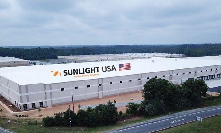 Θυγατρική στις ΗΠΑ από τη Sunlight: Επένδυση 10 εκατ. δολ. για την επόμενη τριετία