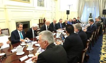 Σύμπνοια στο Συμβούλιο Εξωτερικής Πολιτικής