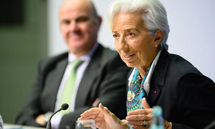 Πρεμιέρα  της Λαγκάρντ στην ΕΚΤ με εγκώμια για την Ελλάδα