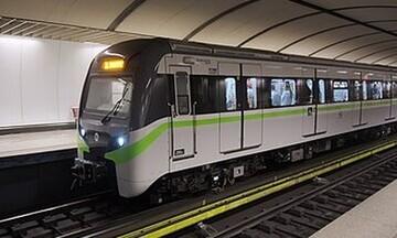 Στάση εργασίας στο μετρό από την έναρξη της βάρδιας