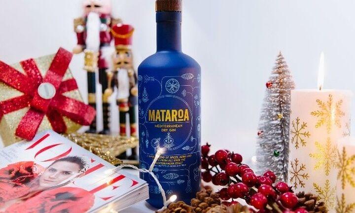 Στη βρετανική Vogue  το ελληνικό Mataroa Mediterranean Dry Gin
