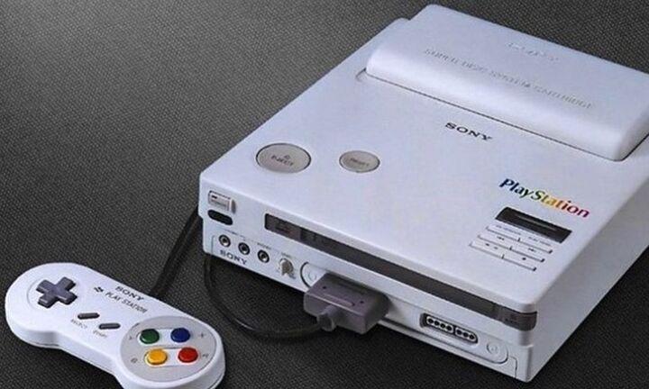 Το αυθεντικό πρωτότυπο του PlayStation τον Φεβρουάριο σε δημοπρασία