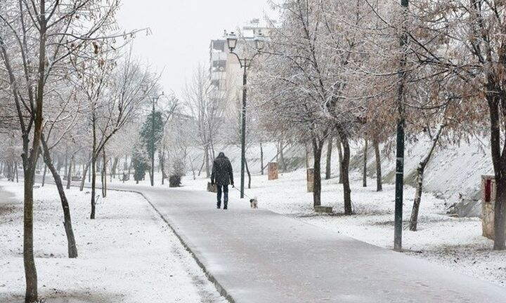 Χιονιάς, μποφόρ και έντονα φαινόμενα μέχρι την Πρωτοχρονιά