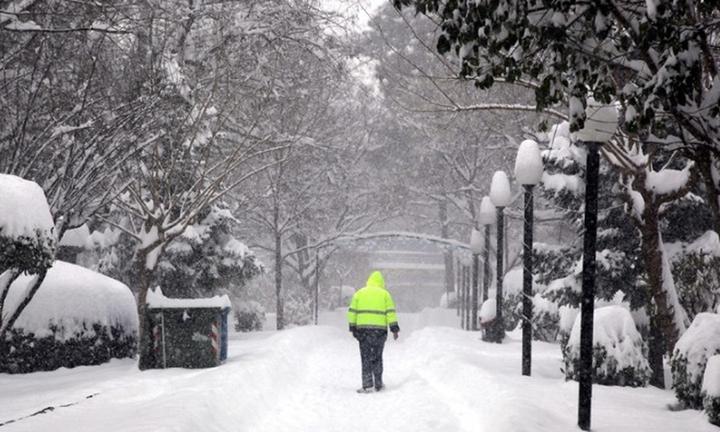 Χιόνια και στην Αττική μπορεί να φέρει η «Ζηνοβία»