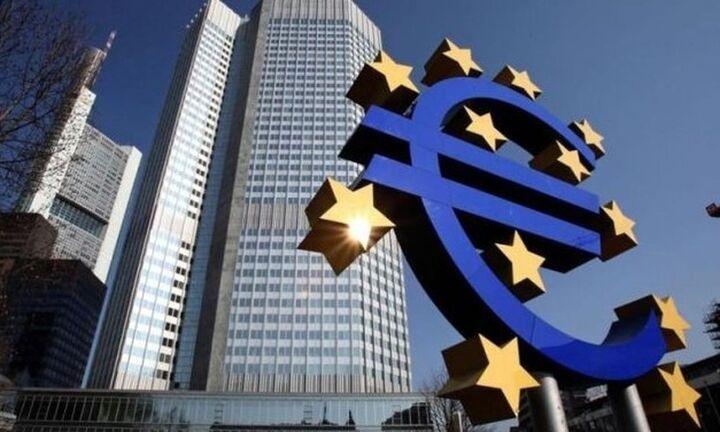 EKT: Αμετάβλητο το κόστος δανεισμού των επιχειρήσεων στην Ευρωζώνη