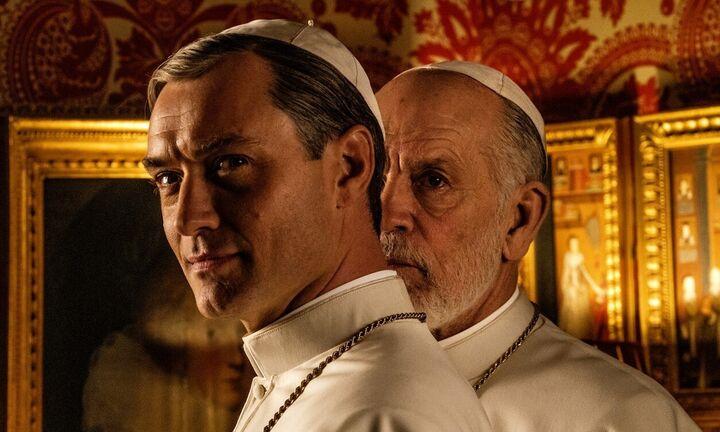The New Pope: Το σίκουελ του The Young Pope με τον Τζουντ Λο, αποκλειστικά στην Cosmote TV