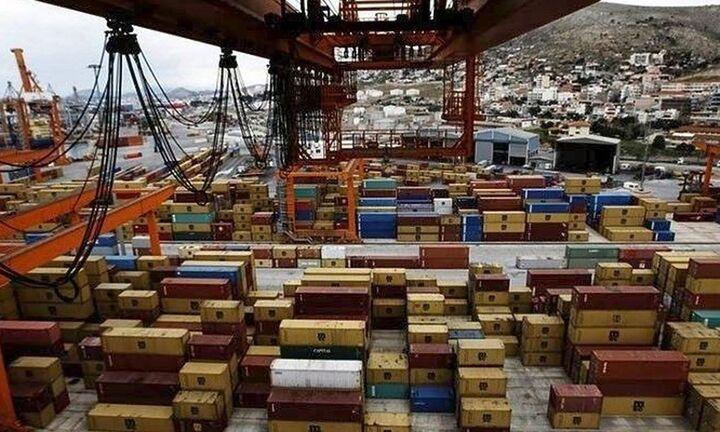 Δεύτερος μήνας επιβράδυνσης στις ελληνικές εξαγωγές