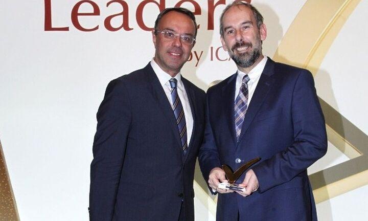 Διάκριση Autohellas στα «True Leaders Awards» της ΙCAP