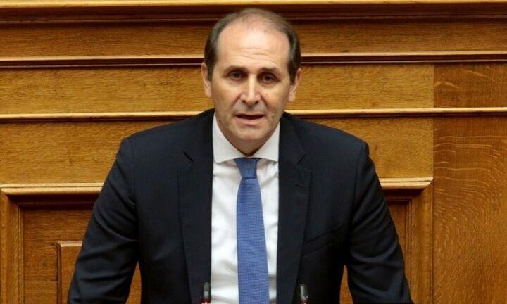 Βεσυρόπουλος: Σταδιακή κατάργηση της εισφοράς αλληλεγγύης και του τέλους επιτηδεύματος