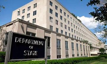 Στέιτ Ντιπάρτμεντ: Αντιπαραγωγικό το μνημόνιο Τουρκίας - Λιβύης