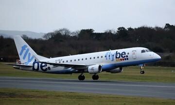 Συμφωνία διάσωσης της Flybe από κυβέρνηση και επενδυτές
