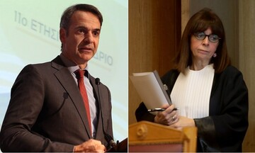 Την Αικατερίνη Σακελλαροπούλου προτείνει για Πρόεδρο της Δημοκρατίας ο Πρωθυπουργός