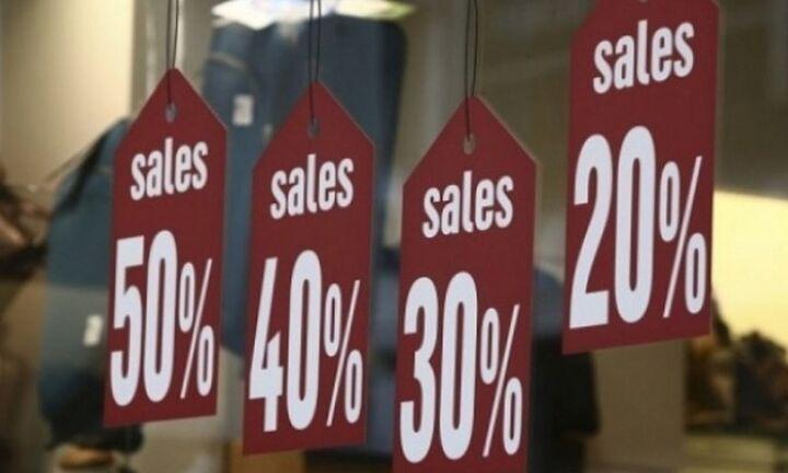 Έμποροι Αθήνας: Να καταργηθούν οι ενδιάμεσες εκπτώσεις